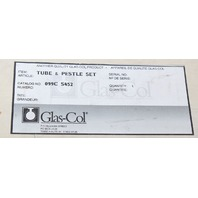 Glas-Col Tube and Pestle Set 099C S452