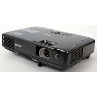Epson PowerLite 1720 3LCD 3000 Lumen Portable Projector EB-1720 - Only 69 Hours!