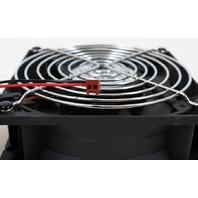 Delta AFB1212SHE DC 12V 1.60A Brushless Cooling Fan 120x120mm w/ Grill