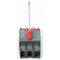 ABB OT100E3 Disconnect Switch, 100 AMP 3PH, 240-600 VAC - 1 Year Warranty