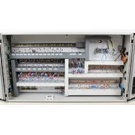 """Hoffman CTD24428LG Industrial Control Panel Steel Enclosure Type 12, 24x42x8"""""""