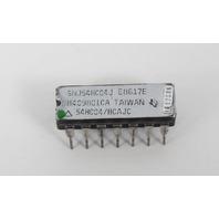 NOS! Texas Instrument SNJ54HC04 54HC04/BCAJC 14 Pin