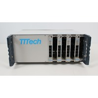 TTTech  TTP Evaluation Cluster H01001 with 4 TPPnode
