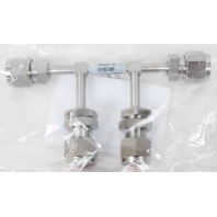 Applied Materials AMAT Weldment N2 POST CON, 0050-33303 REV A