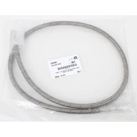 Applied Materials AMAT Hose Flex 3/8 OD TFE/SST Braid 48LG TBG/F CONN 3400-01191