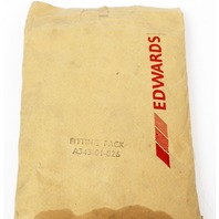 New Edwards Fitting Pack Accessory Kit A343-01-026 for E1M18 E2M18