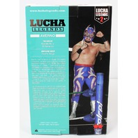 LUCHA LEGENDS Consejo Mundial de Lucha Libre CMLL 6 inch AVERNO Figure