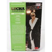 LUCHA LEGENDS Consejo Mundial de Lucha Libre CMLL 6 inch SHOCKER Figure