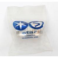 Star 09408 UG-57B/U  RF Adapter. N Type to N Type Plug, 50 ohm  Silver Plated