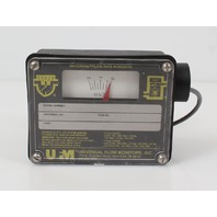 UFM Universal Flow Monitors Flow Rate Indicator 2 GPM WVS2GM-2-A1ND-PM-1D 12-13