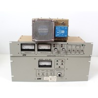 ENI MKS  Matchwork 5 MW-5DCN-21021 Impedance Matching Network, Controller,  ACG-3DC