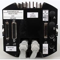 Photometrics PXL System w/ CH1 Camera , A2S Converter, CEU2 Monitor, LCU1 Cooler
