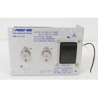 Power One/ Condor International Series 12/15VDC Power Supply HBB 15-1.5-A