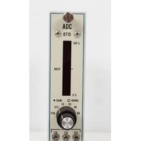 Canberra Model 8715 ADC Analog-to-Digital Converter NIM