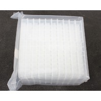 Case of 100 96 Well Microplates, PP U-Bottom, Clear 	EK-20201