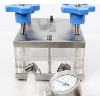 Millipore Minitan II Ultrafiltration System Filter Test Unit