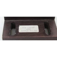 Sample Holder with Base from Nicolet Magna IR-850 Spectrometer FTIR 470-110800