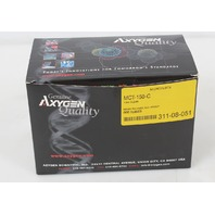 Pack of 500 Axygen 1.5mL MaxyClear Snaplock Microcentrifuge Tube PP MCT-150-C