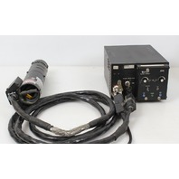 JDS Uniphase 2214-30SLMD Ar Laser w/ 2114-30SL Power Supply w/ 2501 Remote Interface