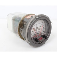 Dwyer 3330 Photohelic Pressure Switch/Gage 15-0-15 WC