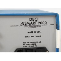 Deci AESmart 2000 Acoustic Emission System Hardware Unit