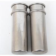 2 Weight Matched 50ml IEC Centrifuge Shield Cat 320 70.0g