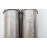 2 Weight Matched 50ml IEC Centrifuge Shield Cat 320 71.0g