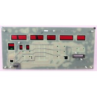 Beckman Backplane Control Panel Cover Plate - L8-M Ultracentrifuge P/N 344414-A
