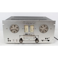 Pioneer RT-707 Rack Mount Reel to Reel Tape Recorder TESTED WORKS!