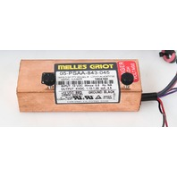 Melles Griot 05-LSC-805 HeNe Laser from Nicolet Avatar 360 FTIR w/ Power Supply