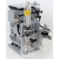 Vacuubrand Chemistry Vacuum System MZ 2C EX +AK+EK Diaphragm Vacuum Pump