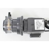 Stenner 85MHP40 Single Head Adjustable Output High Pressure Peristaltic Pump