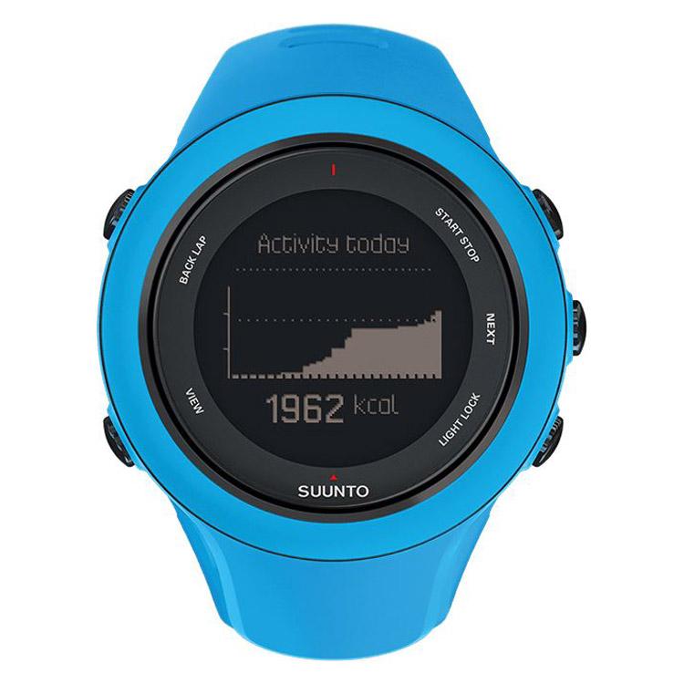 NEW SUUNTO WATCH * AMBIT3 SPORT BLUE Multi-Sport GPS ...