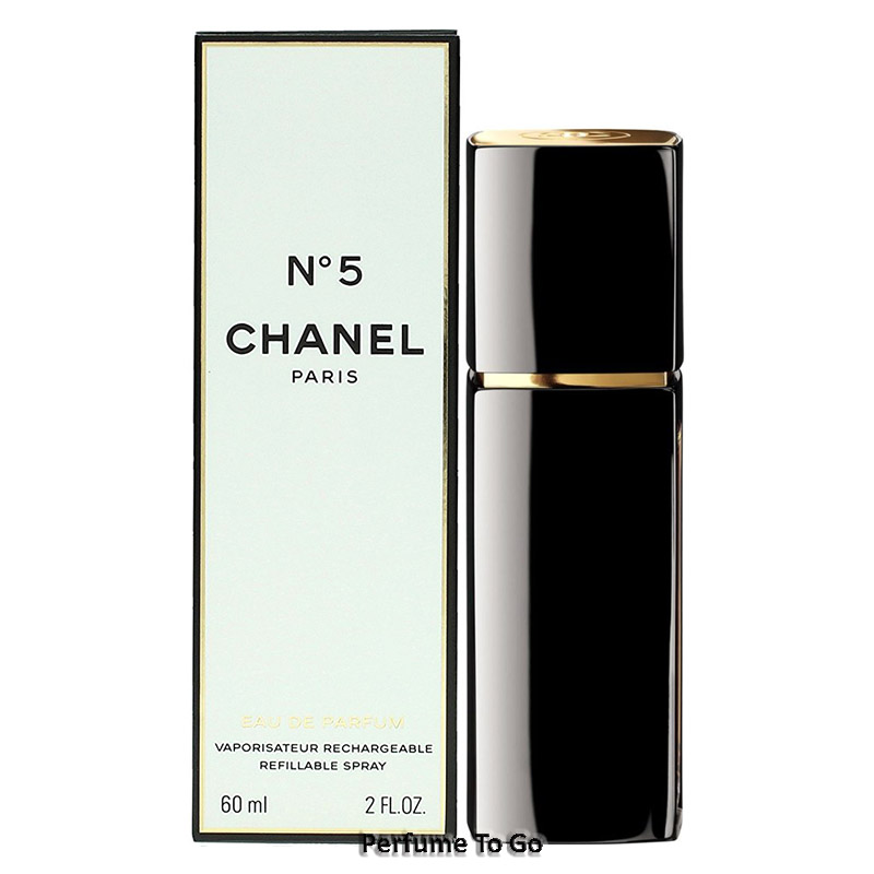 chanel no 5 women 2 0 oz 60 ml edp eau de parfum. Black Bedroom Furniture Sets. Home Design Ideas