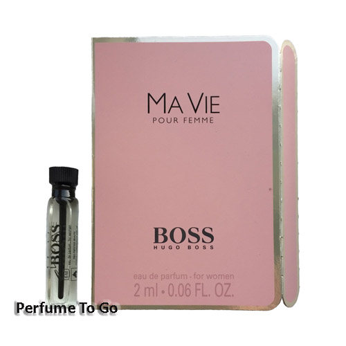 ma vie pour femme by hugo boss for women new fragrance. Black Bedroom Furniture Sets. Home Design Ideas