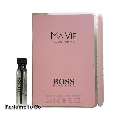 MA VIE pour FEMME by HUGO BOSS for Women * NEW Fragrance EDP ...