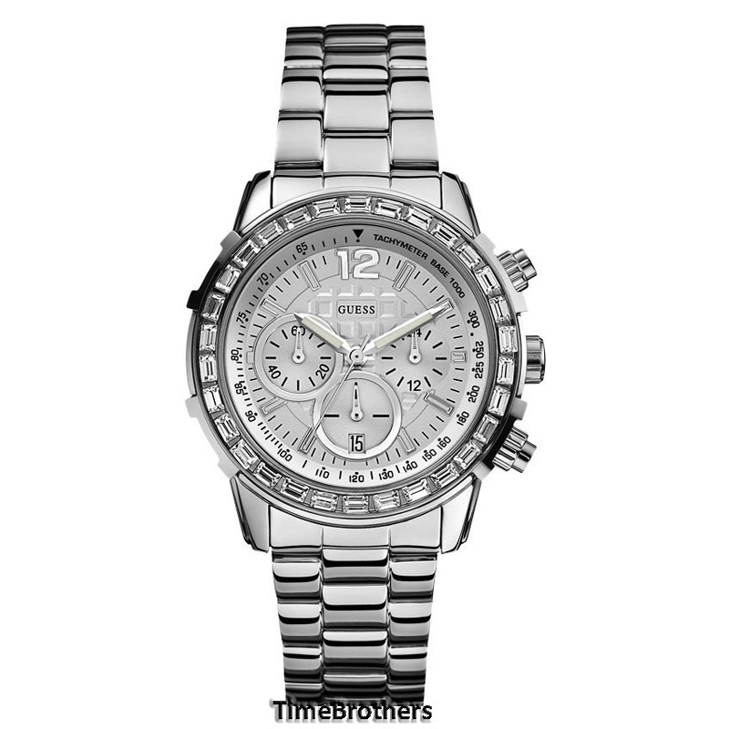 NEW GUESS WATCH for Women * Dazzling Sport * Chronograph ...