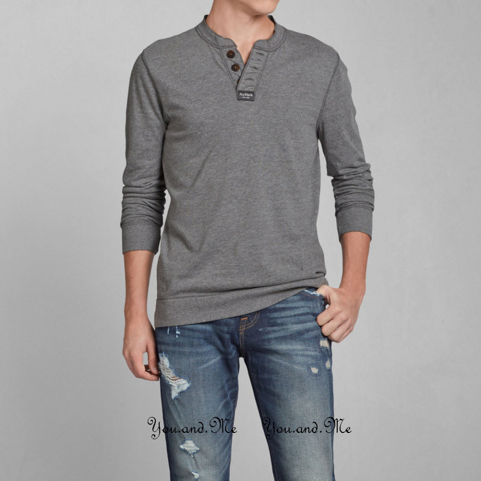 new abercrombie amp fitch ls shirt for men aampf deer brook