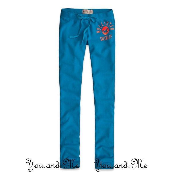 new hollister pants women skinny fleece sweatpants