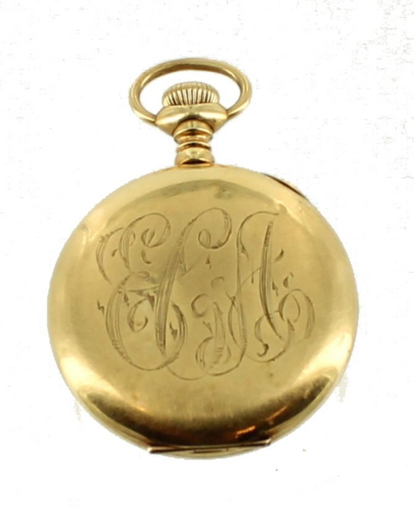 Elgin pocket watch value