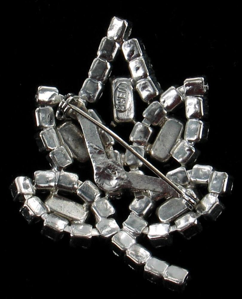 vintage weiss crystal rhinestones milky moonstone. Black Bedroom Furniture Sets. Home Design Ideas