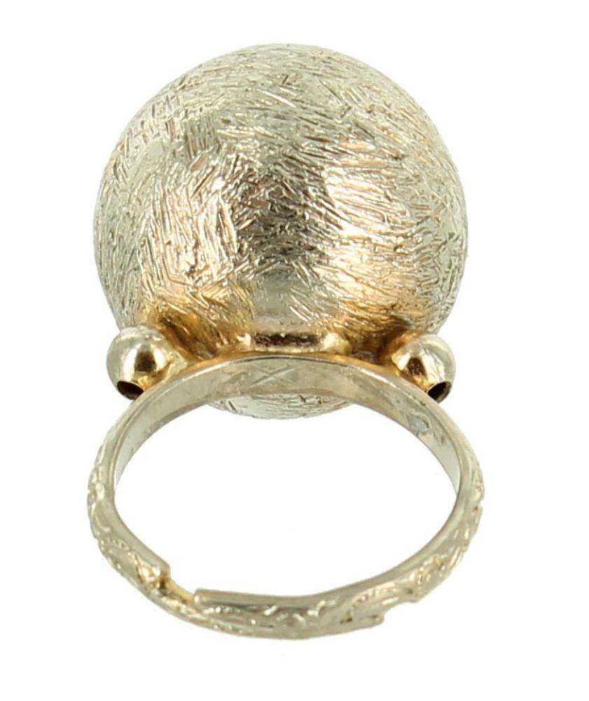 Florentine Ring Finish Ring Florentine Finish Adj