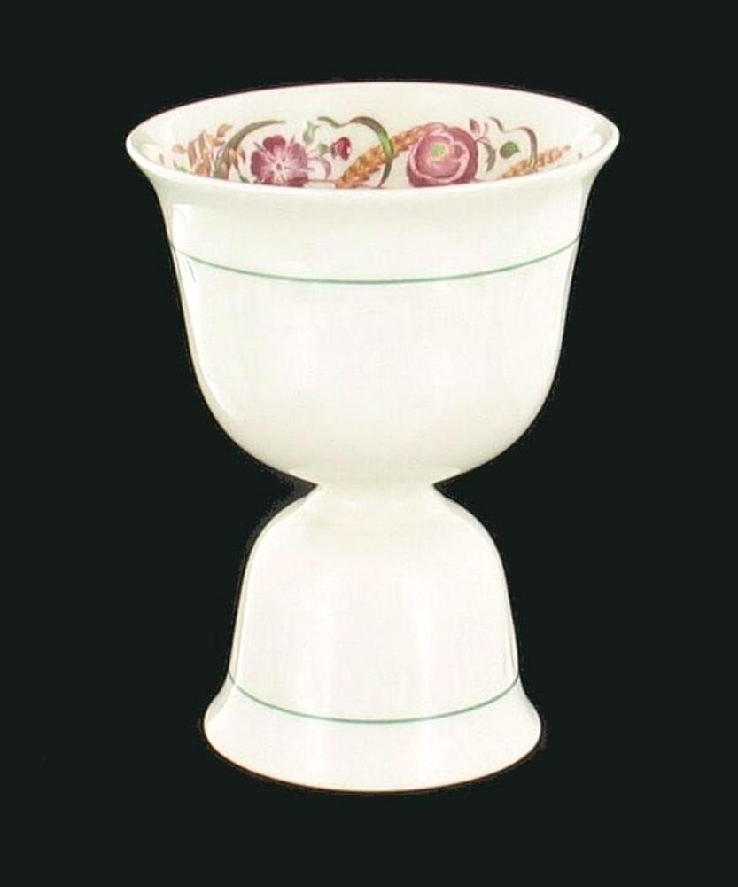 Vintage Wedgwood Porcelain Cornflower Etruria Double Egg