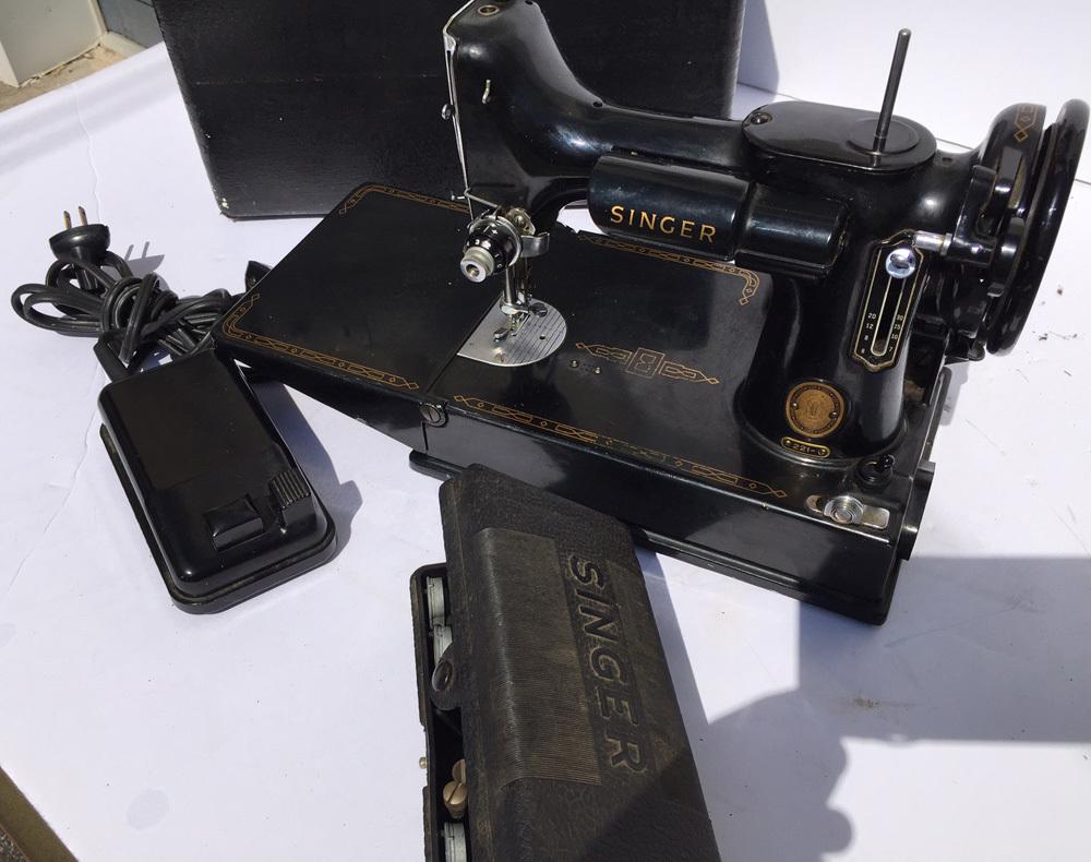 belt for singer sewing machine