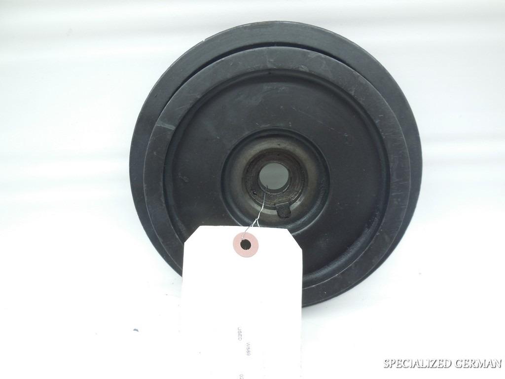 vr6 pulley 93 98 volkswagen jetta gti passat vr6 crank pulley harmonic balancer 021105243c