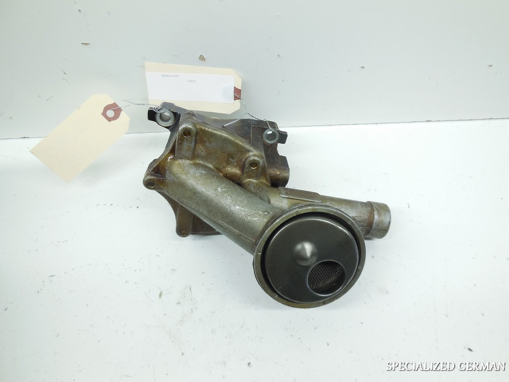 Vw jetta golf gti vr6 engine oil pump 021115153d ebay Jetta motor oil