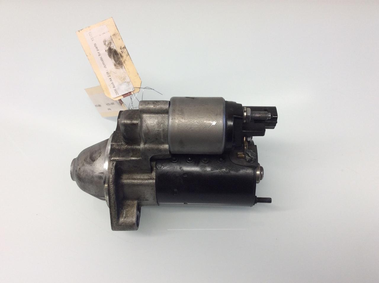 06 07 08 Audi A4 Starter Motor 2 0t 06b911023a Ebay