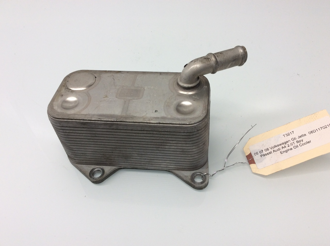 Vw 2 5 Oil Cooler : Volkswagen gti jetta passat audi a t