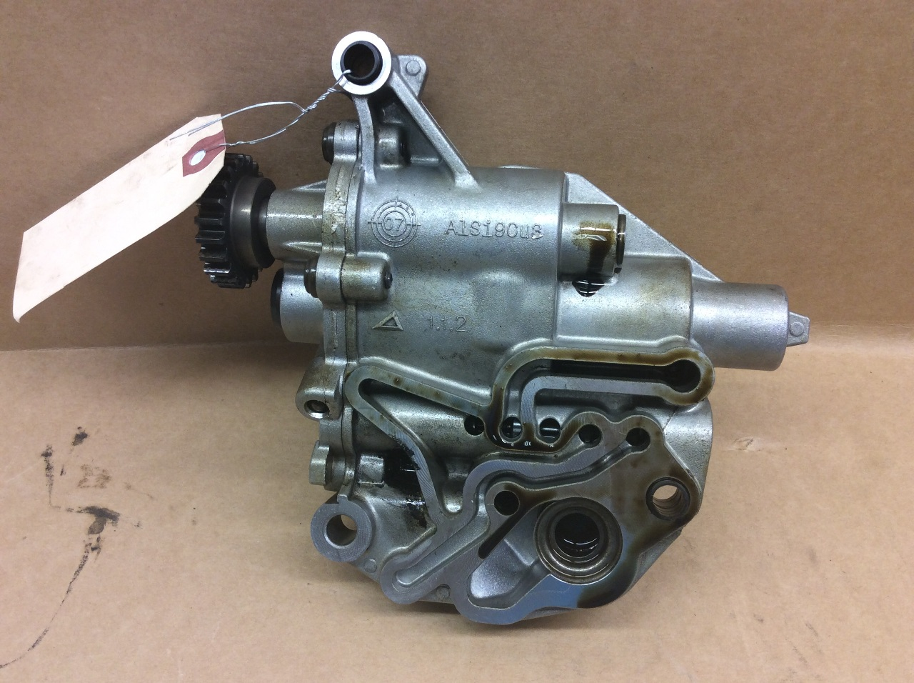 09 10 11 12 audi a4 a5 q5 2 0t caeb oil pump 06h115105af ebay Audi a5 motor oil