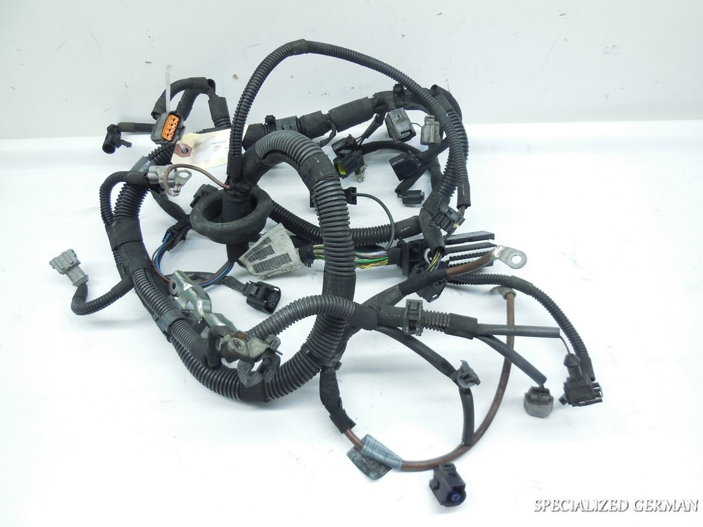 08 09 10 11 12 13 smart fortwo engine wire harness wiring 1321500033 ebay